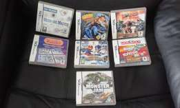 DS Games as new