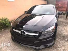 Mercedes-Benz CLA250 Year2014 (Tokunbo)