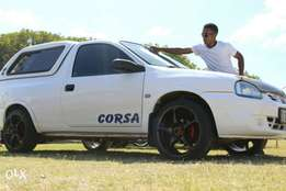 corsa B bakkie for sale