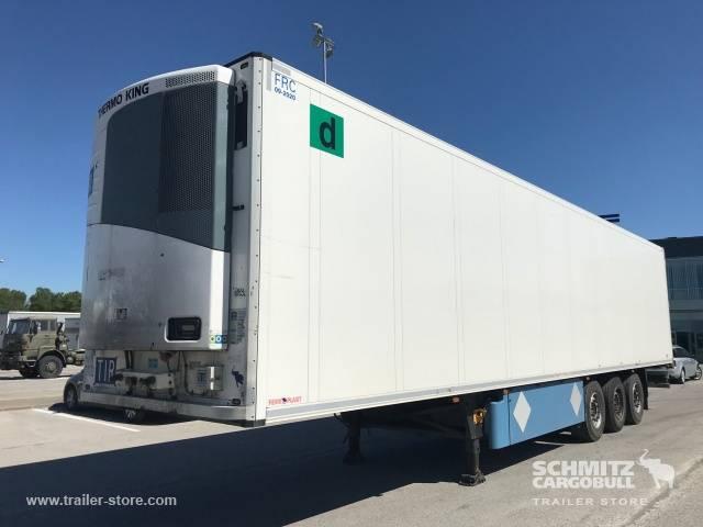 Schmitz Cargobull Reefer Standard Double deck - 2011