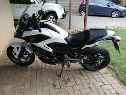 Honda nc 750x for sale or to swop