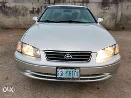 Very clean Toyota Camry 2001 model,
