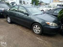 Few Months Used 2003 Toyota Camry LE For N1.4M