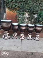 Professional African authentic djembe drums 4 sale