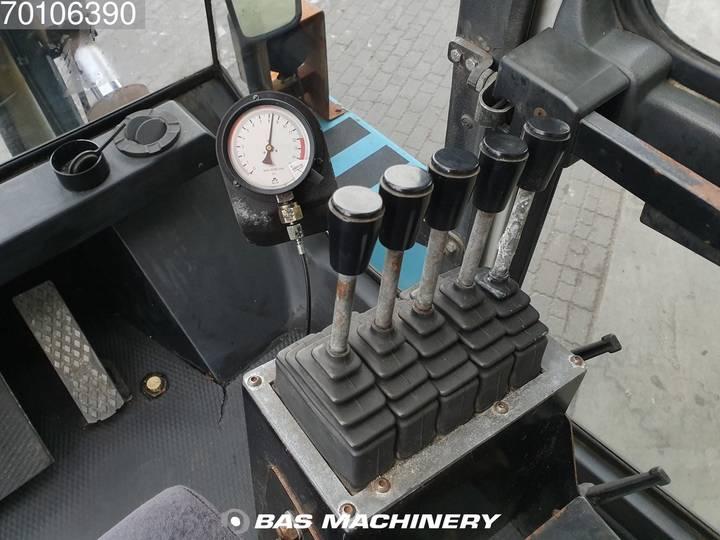 SMV SL12-600A Original hours - 90% tyres - 1997 - image 15