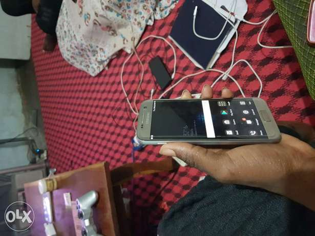 Samsung s7 with carton and receipt Ilorin West - image 5