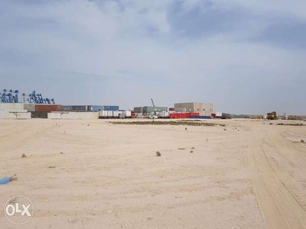 Private Land for Rent in Al Khararah