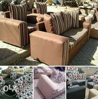 Ready made sofas of different colours available