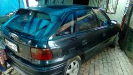 Selling Opel kaddet astra shape or to swap with Nissa 1400