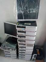 Direct UK Neatly Used complete set of computer desktops