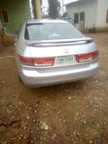 Sound Honda accord EOD