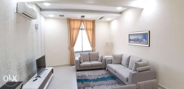 Amazing 2bhk fully furnished apartment for rent in Adliya