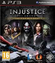 Ps3 Game Injustice