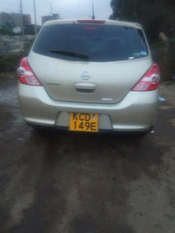 Nissan Tiida Latio Hatcback 2008 model Clean just buy and drive Nairobi CBD - image 4