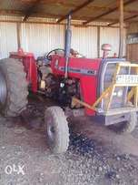 Massey Ferguson Tractor Plus Trainer, Harrow & Plough, Good Condition.
