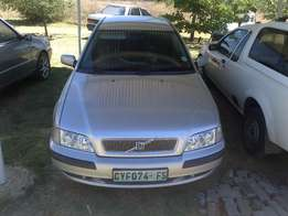 VOLVO S40 2002 to swop for any bakkie