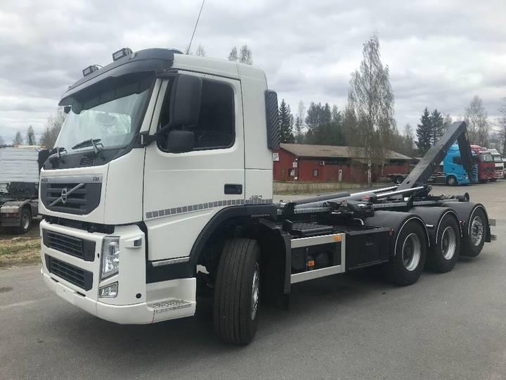 Volvo FM 460 8X4 Uusi koukku - 2012