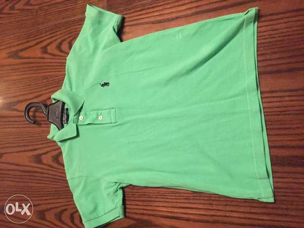 Polo t-shirt size 11-12 years