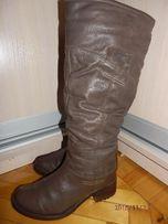 Зимові Шкіряні Чоботи - Дитяче взуття - OLX.ua 1df08f6937eea