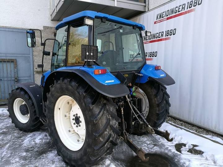New Holland Tl 90 A - 2004 - image 7