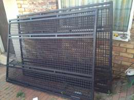 Solid Double gate for sale