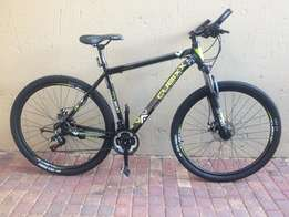 Cubixx 29er Disc Brakes Mountain Bike