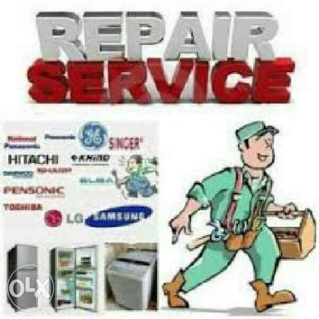Ac Fridge Refrigerator Repairing Servicing Fixing Gass Filing