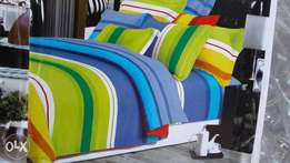 Colourful Bedsheets and Duvet in Different SIzes