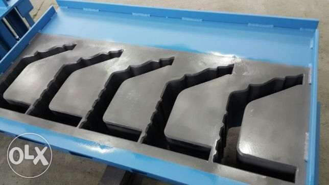 High quality vibration compression moulds الرياض -  2