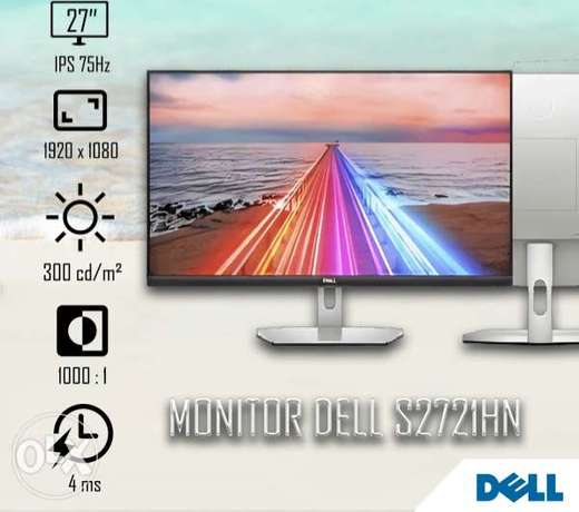 Gaming monitor with 1 year warranty