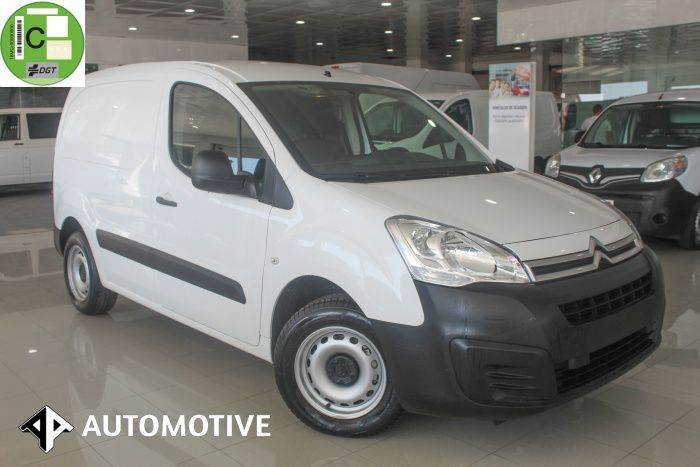 Citroën Berlingo Furgón 1.6bluehdi 100 - 2018
