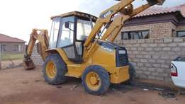 TLB CAT 416D, 4X4, 2007 Model in running condition out for sale!!!