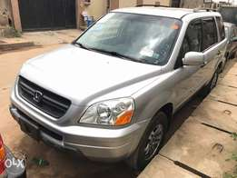 Foreign Used 2003 Honda Pilot
