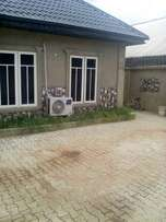 Brand new 4 bedroom bungalow for sale at Sapele road by Country home.