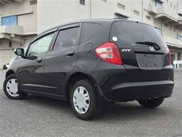 Newly imported Honda Fit