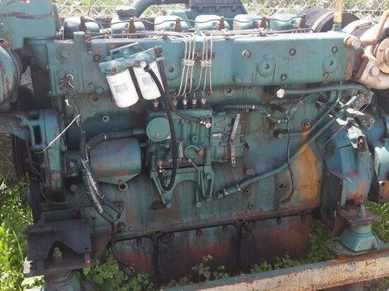 Volvo TD122 engine for truck