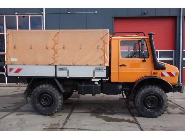 Unimog U1300L 0 - 1984