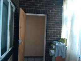 half bedroom available