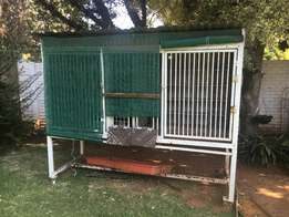 Twin Pigeon cage for sale