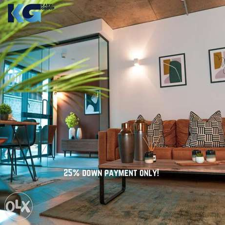 Apartments for sale - St.George's Garden in Manchester شقق للبيع