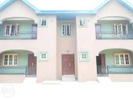 Spacious newly built 3 bedrooms flat to let