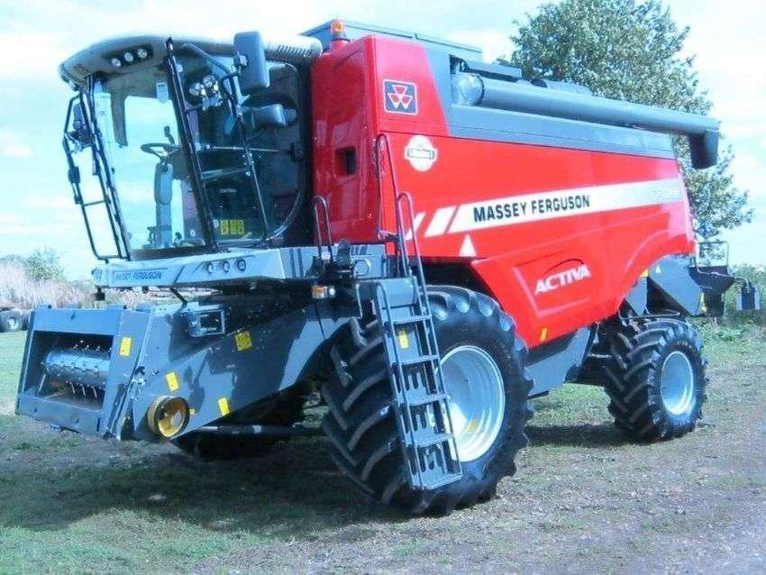 Massey Ferguson 7345s - 2013