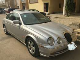 Neatly used Jaguar S-Type (2001) MyCarsNow
