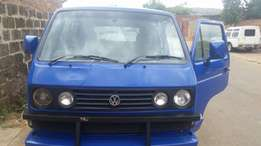 For Sale...VW Microbus 2.3