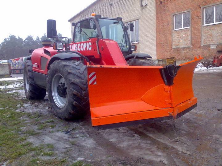 Snow plough - 2013
