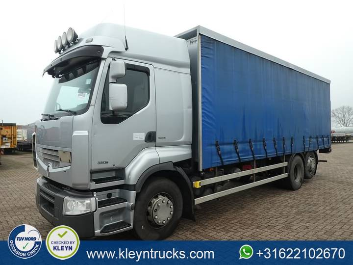 Renault PREMIUM 380 6x2 high roof - 2006