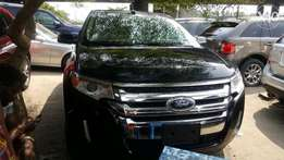 Very clean 2012 Ford edge Jeep negotiable