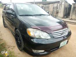 Corolla 2005, Mileage is 88km,A year Registered,American Spec
