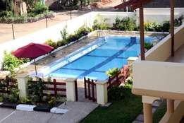 5 Br fully furnished villa near voyager hotel in nyali