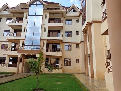 3 Bedroom fully furnished apartment behind city mall Nyali. Nyali - image 5